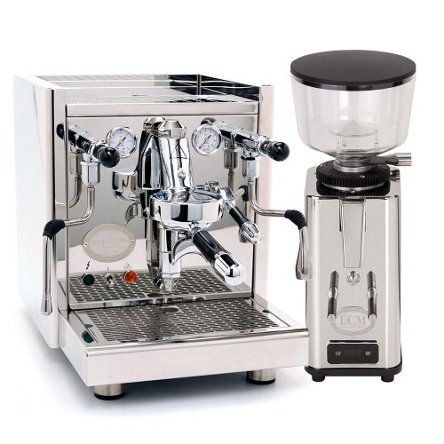 ECM Technika IV Profi And S-Automatik 64 Grinder