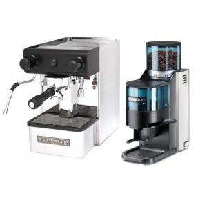Expobar Office Pulser & Rancilio Rocky Package