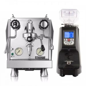 Rocket Espresso Giotto Type V And Eureka Atom